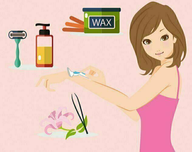 أفضل طرق إزالة الشعر