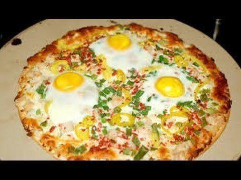 البيض بالخضروات