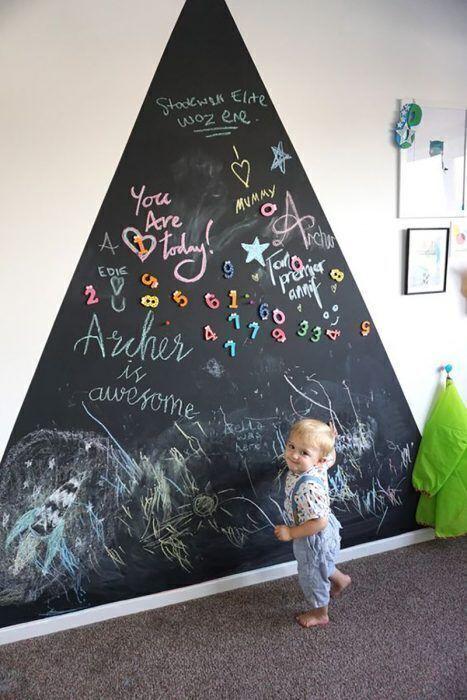 غرفة تخص الطفل وحده