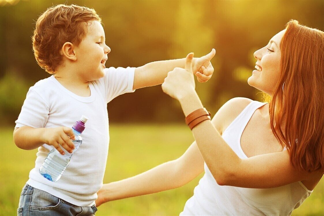 نتيجة لتشجيع طفلك لن تتصوريتنها