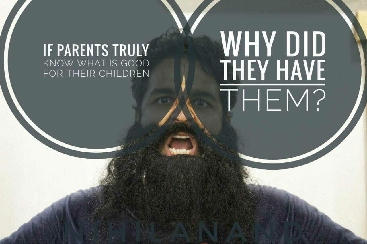 أغرب القضايا على الإطلاق!  يقاضي والديه لإنجابه دون إذنه!