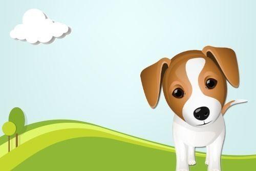 قصة الكلب الطماع