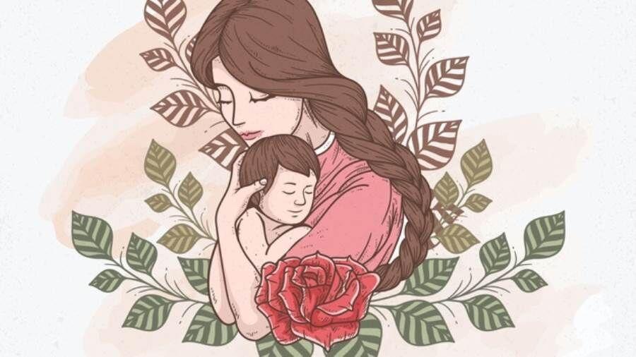 عجائب الأم السبع :🌼