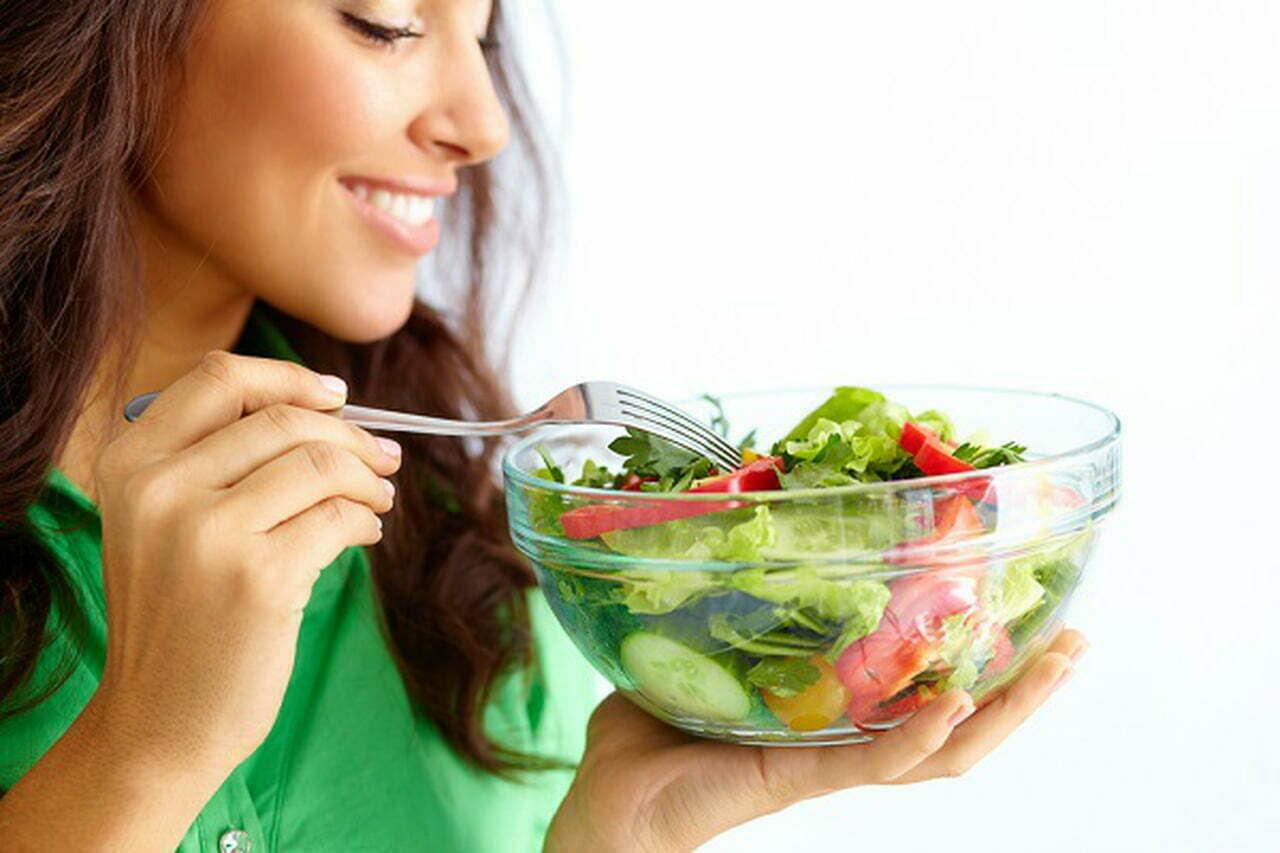 يوم كامل من الطعام الصحي محسوب السعرات الحرارية