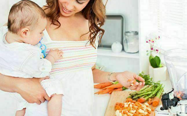 ماذا تأكلين بعد ولادتك القيصرية