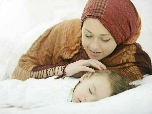 كيف تنظمين نوم رضيعك في رمضان