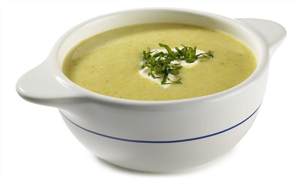 حساء الكراث