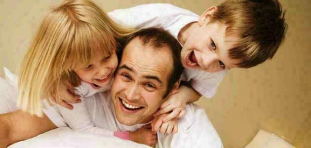 لماذا إختيار الأب مهم في حياة طفلك ؟