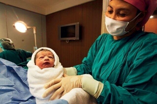 كم تستغرق عملية الولادة القيصرية!
