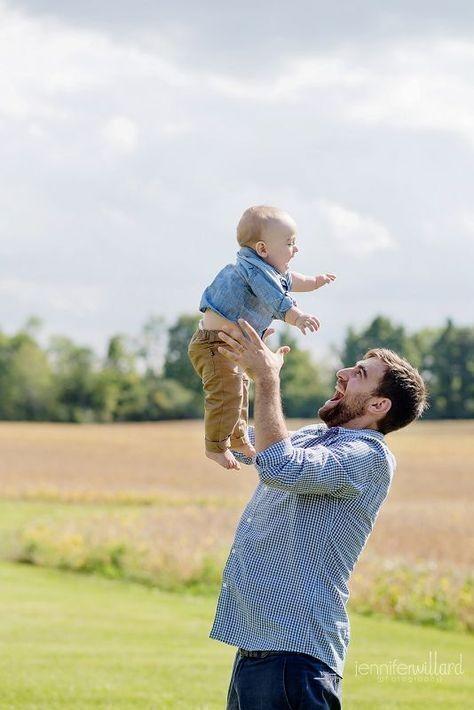 هل أطفالك يحبون والدهم؟