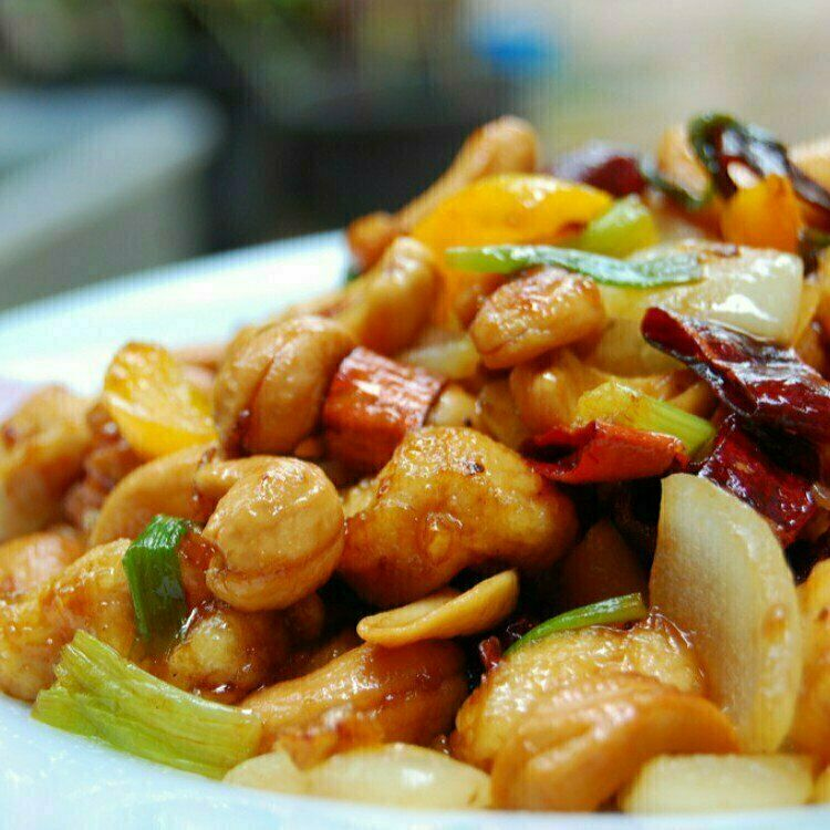 وصفة الدجاج  الصيني
