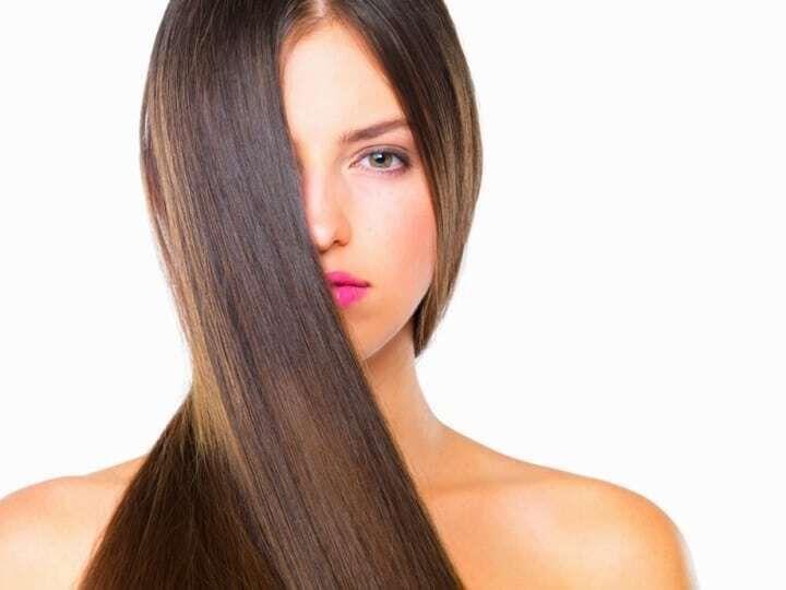طريقة لتنعيم الشعر في ساعتين