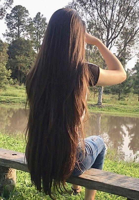 خلطة سحرية تستخدم لإطالة وتكثيف الشعر ومعالجته