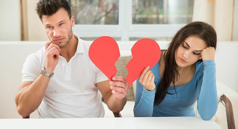 الطلاق العاطفي