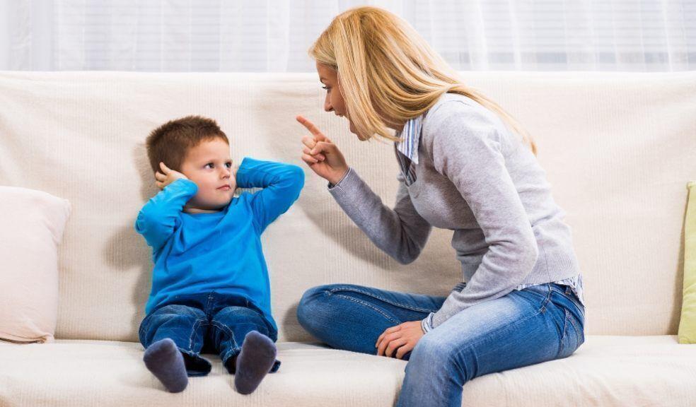 طرق لا يجب معاقبة طفلك بها