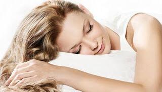 خطوات جمالية قبل النوم