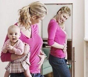 بعد الولادة ، متى تبدأين بإستعادة وزنك ؟