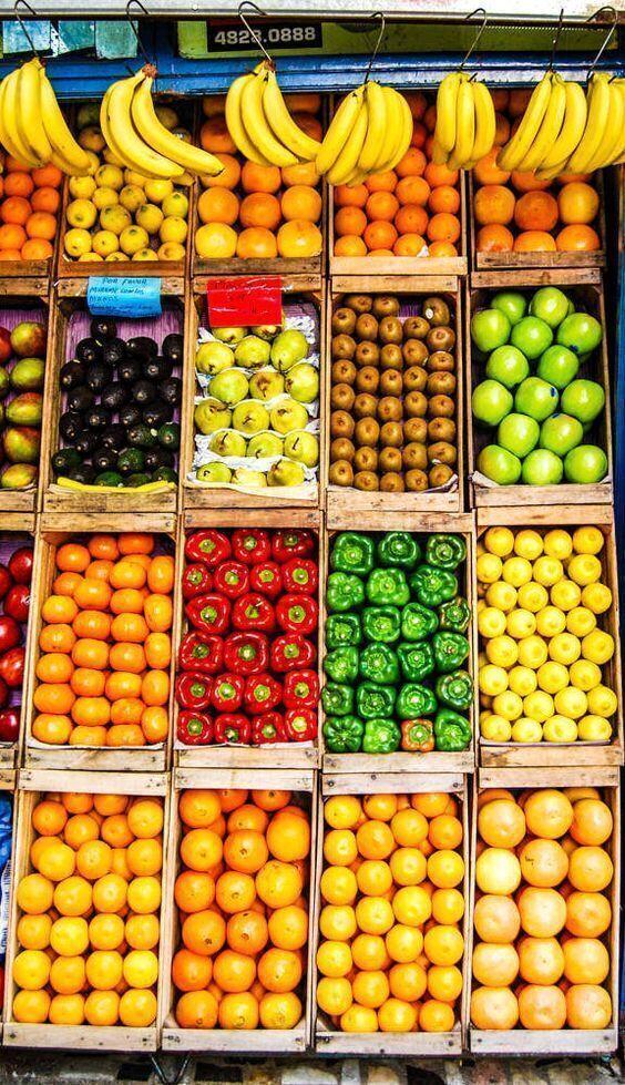 إزاي تنقي الخضار والفاكهة؟