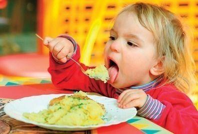 كيف افتح شهية طفلي للاكل