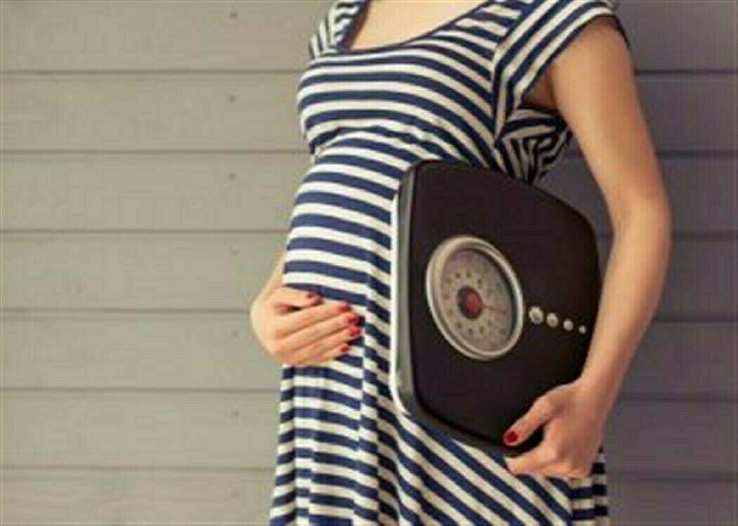 معدل زيادة الوزن، أثناء رحلة الحمل