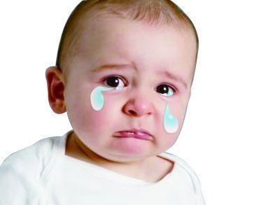 لماذا يبكي الأطفال؟