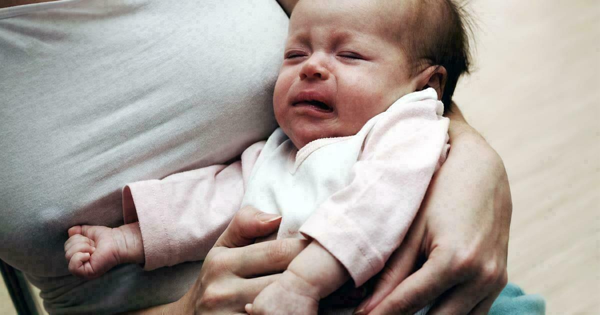 أعراض تصيب الرضيع لا يجب تجاهلها