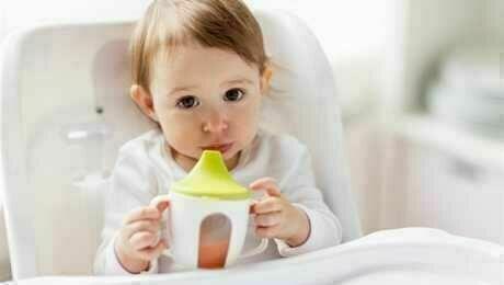 متي تكون الببرونة خطر على الطفل؟