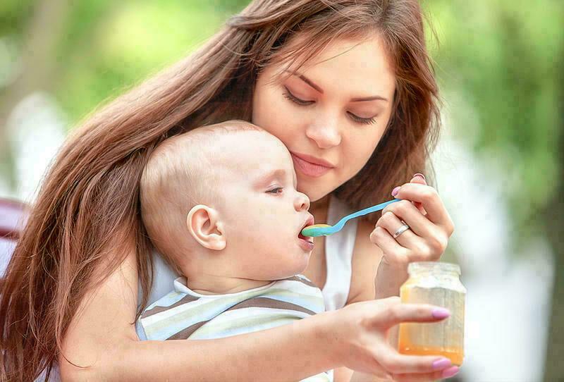 فوائد زيت السمسم للأطفال