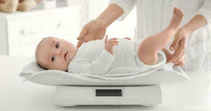 غذاء الطفل حديث الولادة الى ستة أشهر