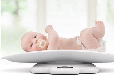 كيف ازيد وزن الرضيع