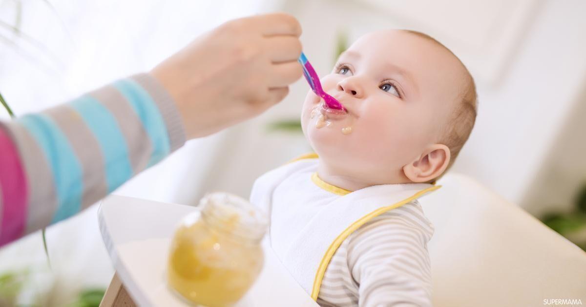وصفات شهية لأطفالك من سن 6 شهور لعام