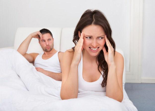 مواقف محرجة تحدث للحامل خلال العلاقة الحميمة