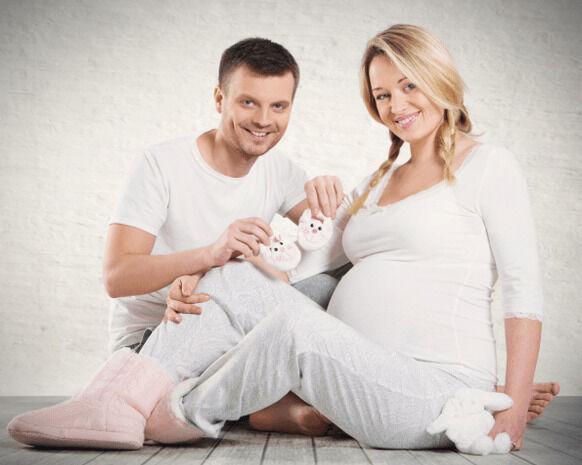 هل انتِ حامل؟ .. يجب أن يري زوجكِ هذا المقال