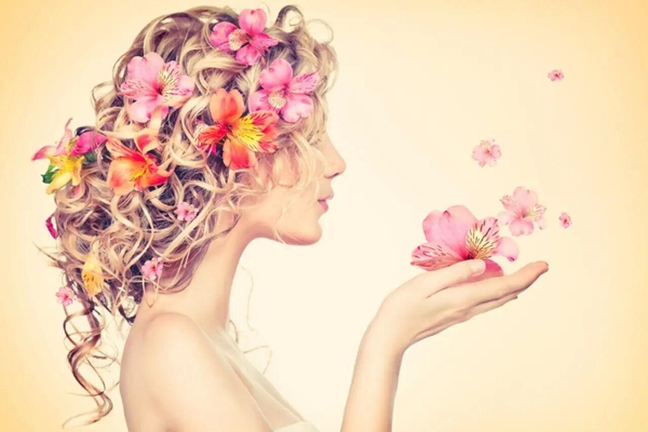 أجمل أسماء البنات من وحي الزهور
