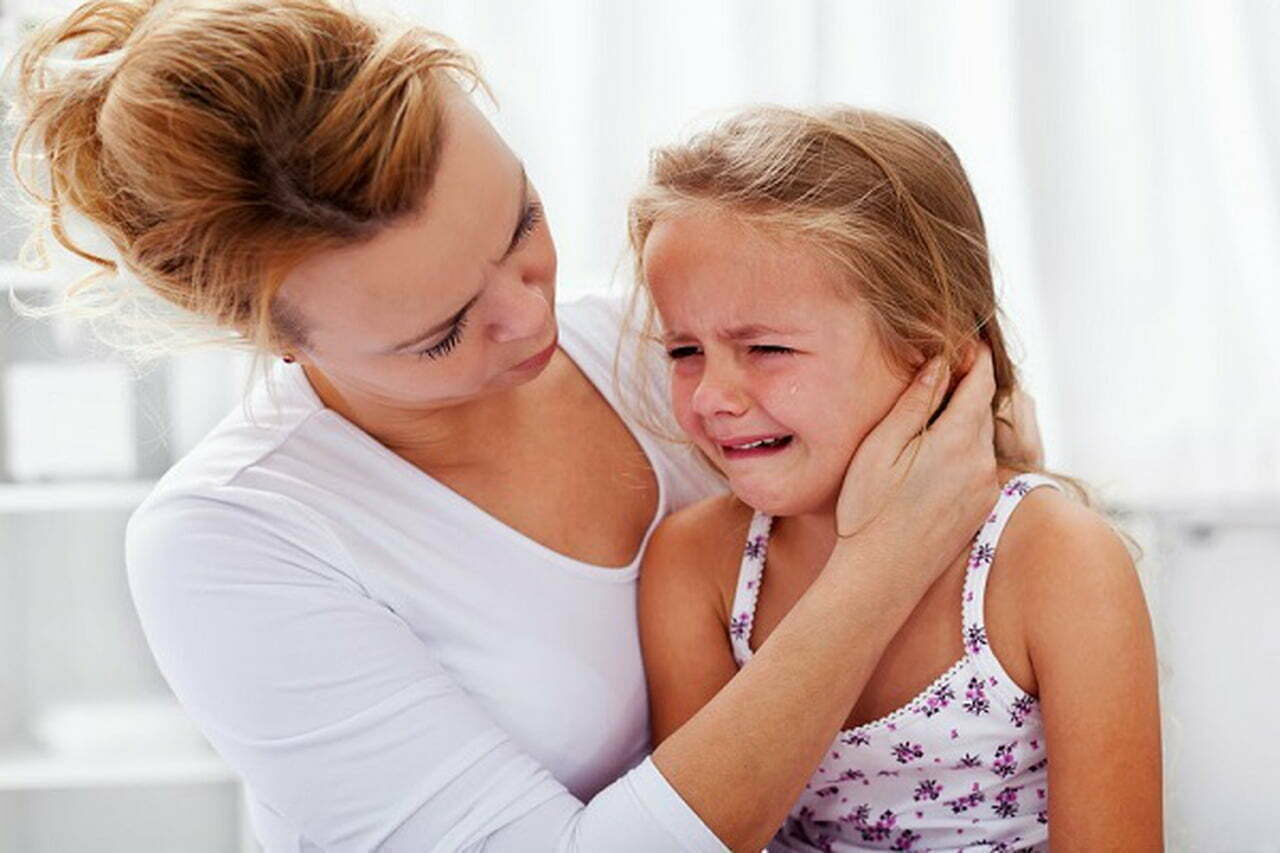 كيف تتعاملين مع الطفل كثير البكاء ؟